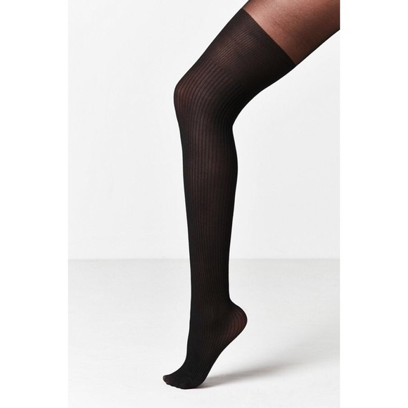 22c8c11cac9 🆕NWT UO Faux Thigh High Sheer Tight. Boutique. Urban Outfitters